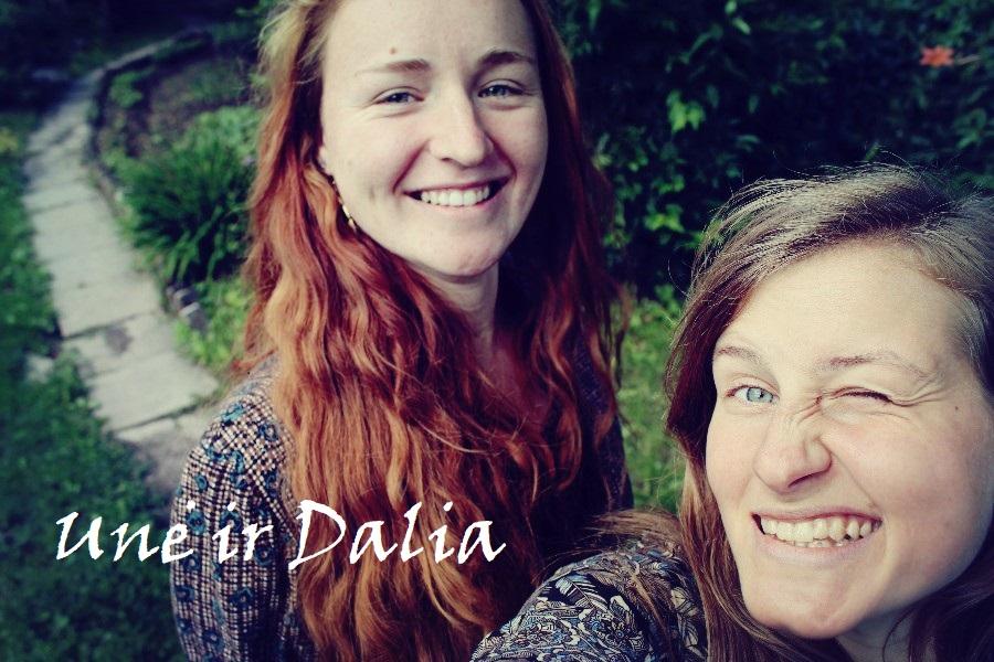 Unė ir Dalia